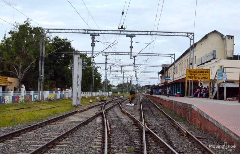 Image result for mettupalayam railway station