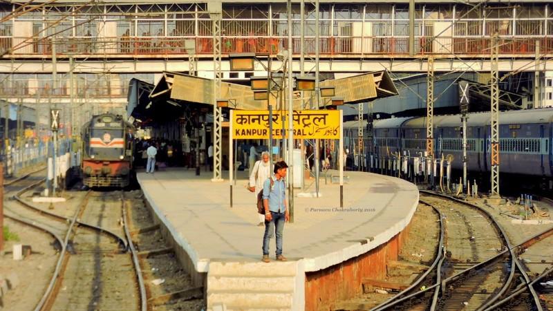 Kanpur Central Railway Station Rail Mantri